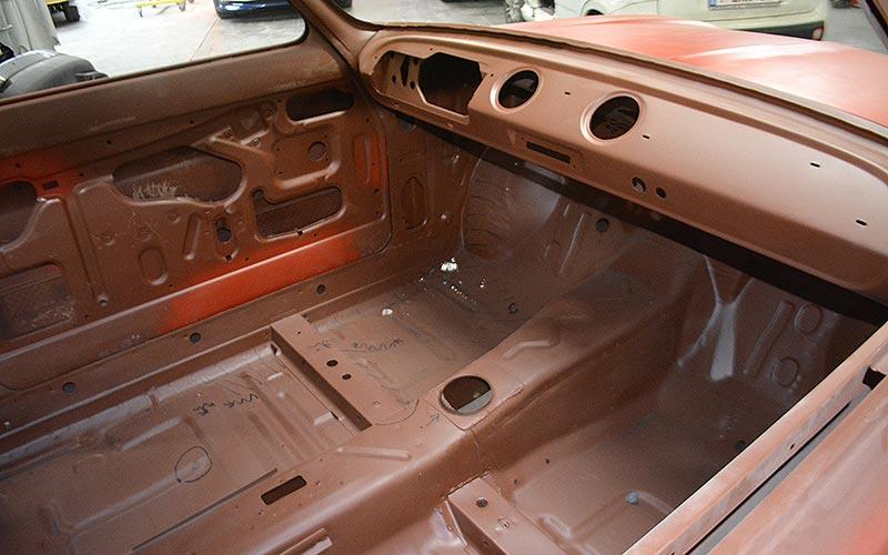 Ford Escort RS 1600 MKI de 1974 - 2