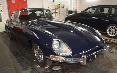 Jaguar Type E de 1964 - 1