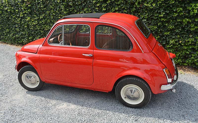 Fiat 500 de 1970