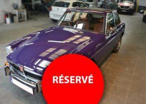 MGB GT V8 de 1974