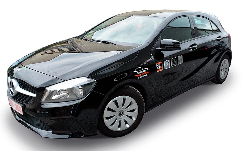 Véhicule de remplacement : Mercedes 'Classe A' 180d