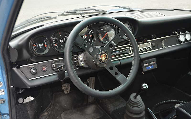 Porsche 911 E Coupé