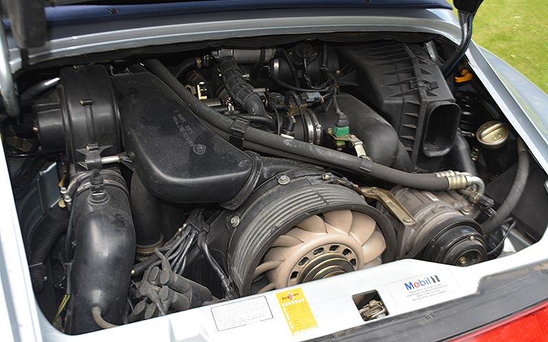 Porsche 993 Cabriolet - 1994