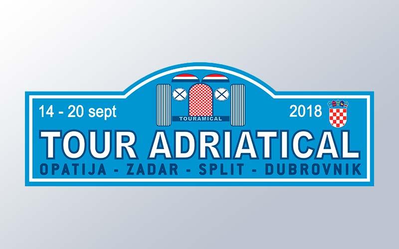 TOUR ADRIATICAL 2018