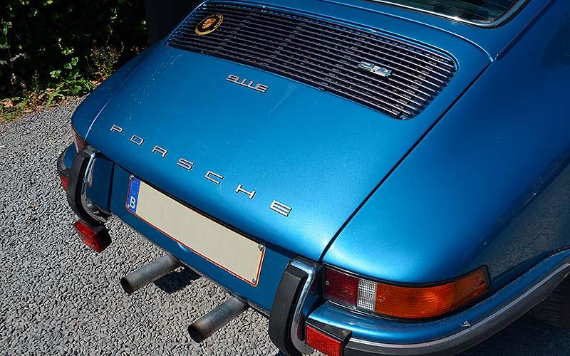 Porsche 911 E Coupé de 1973