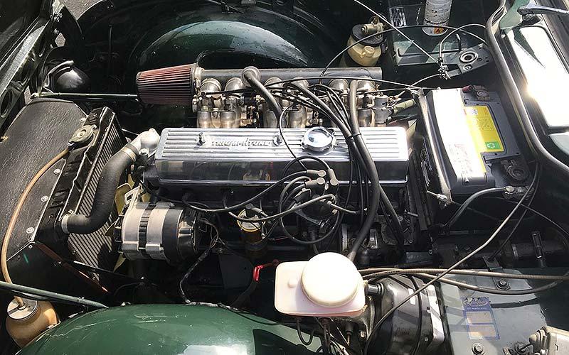 Triumph TR5 de 1968