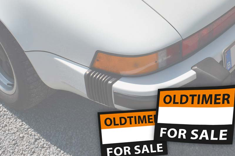 Oldtimer à vendre