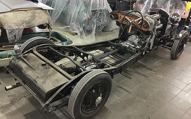 Bentley Special 1938