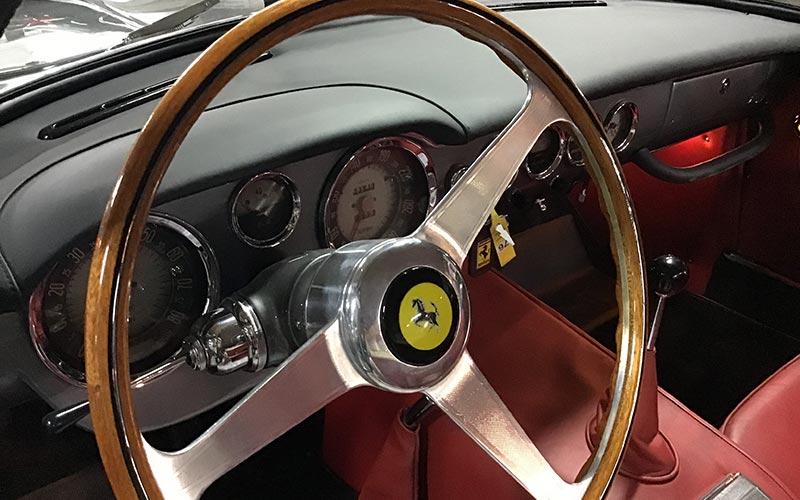 Ferrari 250 GTO SWB de 1961