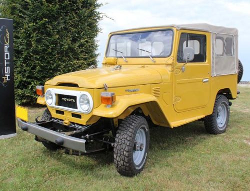 Toyota Land Cruiser 1978
