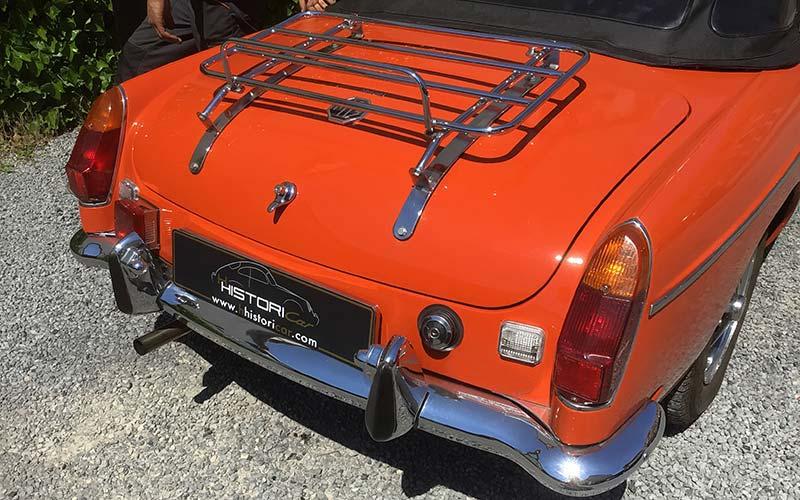 MGB Cabriolet 1972